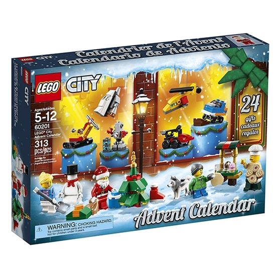 Ring In The Holiday Season With The Fun Lego City Advent Calendar