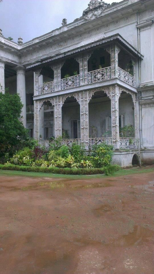 Neoclassical Architecture Of Marble Palace