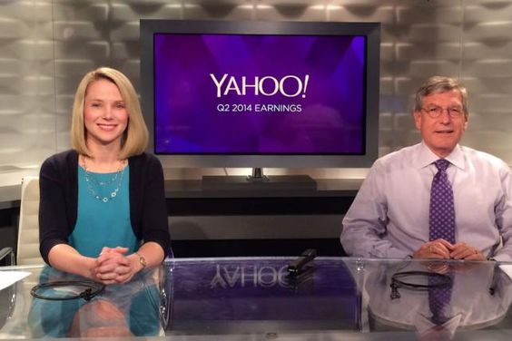 Marissa Mayer Decides Yahoo's Turnaround Needs a Turnaround