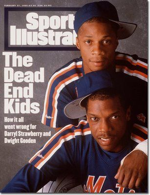 Memorable sports moment of the week – Darryl Strawberry debuts as a professional with the New York Mets