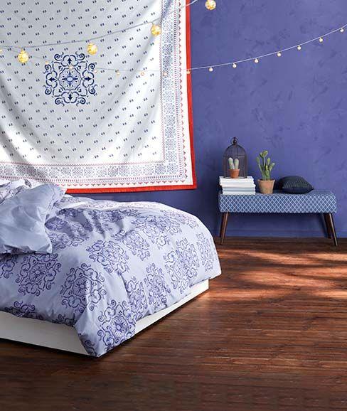 Bettwasche Und Deko Accessoires Im Orient Stil Tchibo Haus