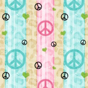 Peace sign stripes picture by cuttiepie1037 - Photobucket