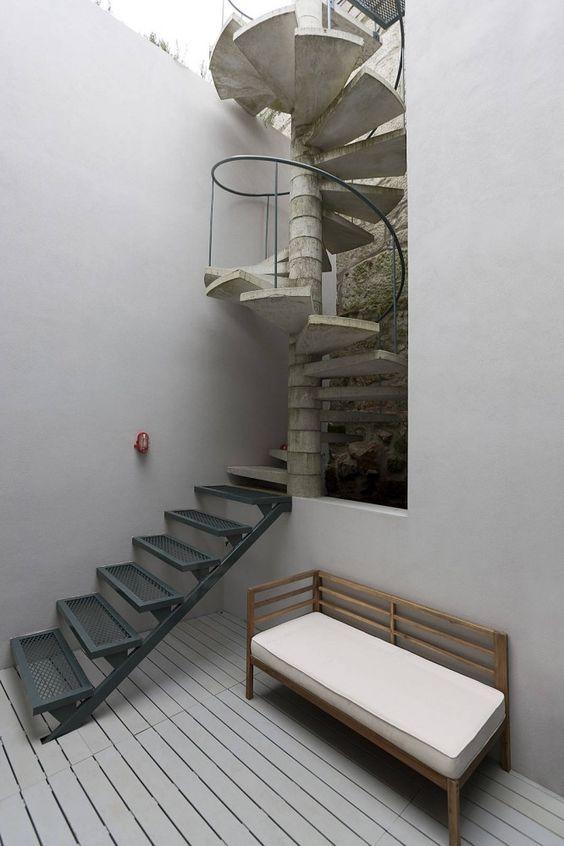 einzigartige holz treppen designs