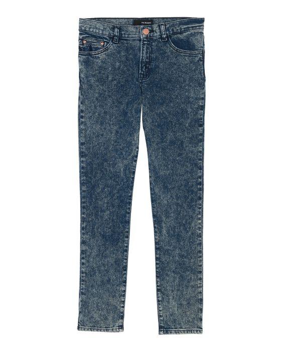 Jean short fit snow effect - Jeans - Femme - The Kooples