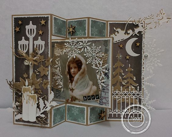 Cards by Astrid: Challenge Noor! Design !!!