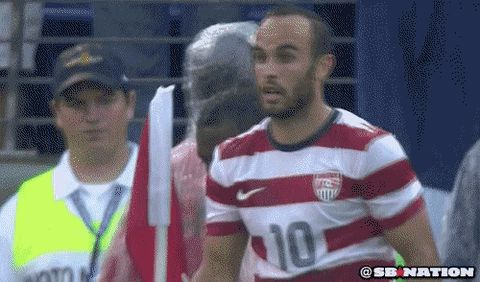 soccer deal with it usmnt us soccer donovan landon donovan dont do that deal with it sports #humor #hilarious #funny #lol #rofl #lmao #memes #cute
