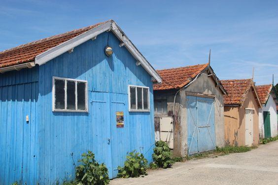 Cabane atelier-artiste-chateau-oleron | Charente-Maritime Tourisme #charentemaritime  #ile #Oléron