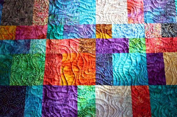 Mountain Quiltworks: Love to do this quilting!