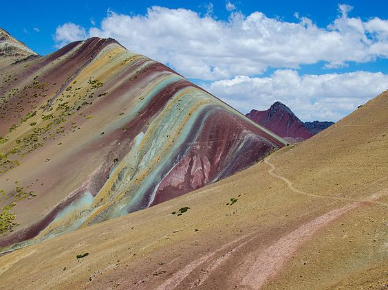 Day trips to the Rainbow Mountain, Cusco Peru