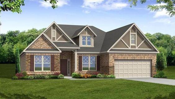 Driftwood II Home Plan in Kensington, Hoschton, GA | Beazer Homes