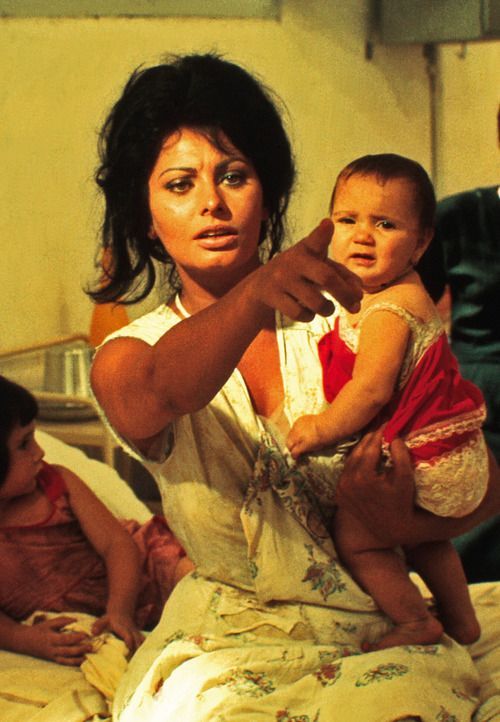 Sophia Loren in Yesterday, Today, and Tomorrow