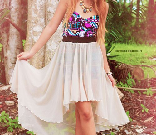 Cute Dresses For Summer Tumblr Cute Dresses Tumblr Photographycute Girly Outfits From High Low