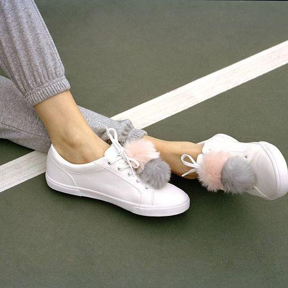 43 Ideias lindas para customizar aquele velho tênis + Tutoriais e vídeos