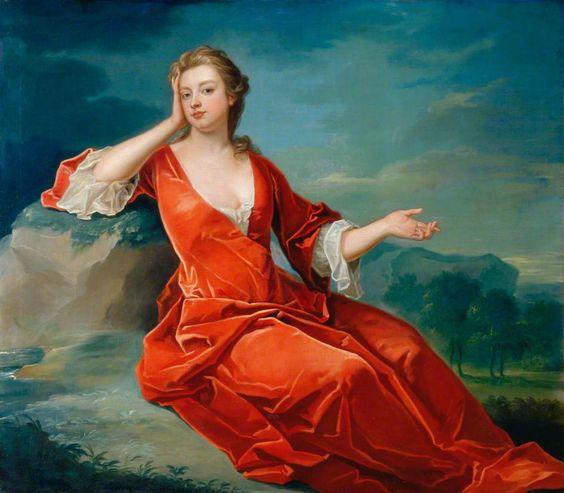 Portrait de Sarah, duchesse de Marlborough: