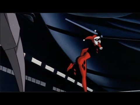 Harley Quinn vs Mercy Graves Part 2 - YouTube