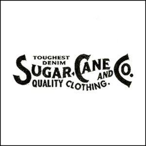 Sugar Cane Okinawa Japan Raw Denim Jeans