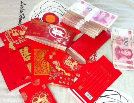 called red envelope and more red envelope tea ceremony wedding gifts ...