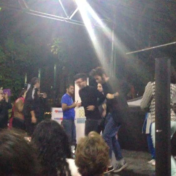 Volare!! @ilvolomusic By @sahras7 #Twitter #FirmaDeAutografos #Mixup #PlazaLoreto #graciasporcompartir #IlVoloenMexico #GrandeAmore #PromoTour #ilvoloversdelmundo #ilvolomundialoficial