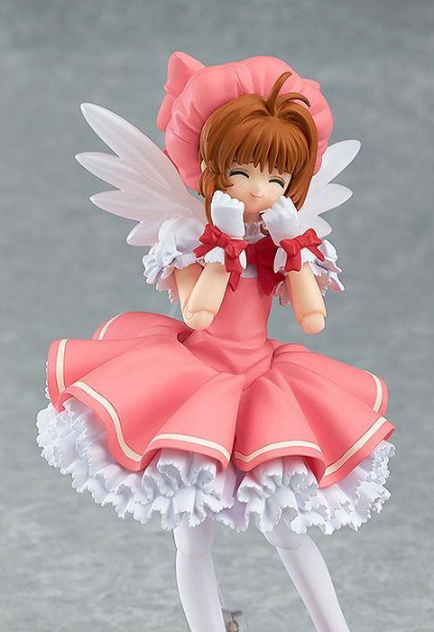 Cardcaptor Sakura figure featuring Sakura and Kero! http://www.cdjapan.co.jp/aff/click.cgi/PytJTGW7Lok/586/A505690/product%2FNEOGDS-126226