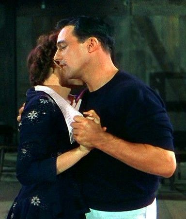 "Judy Garland and Gene Kelly, ""Summer Stock"""