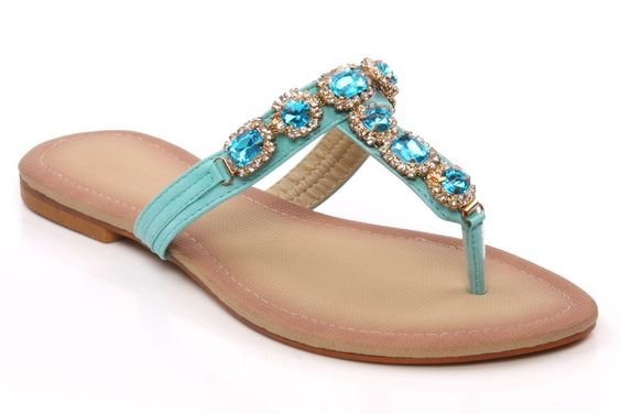 Women 'Alaina' Flat Thong #Slippers Now \u00a310.00 Only Find Out More Awesome Designs #weightlossfast10pounds