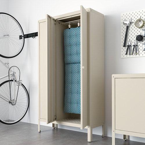 Ikea Kolbjorn Beige Cabinet Indooroutdoor Amazing