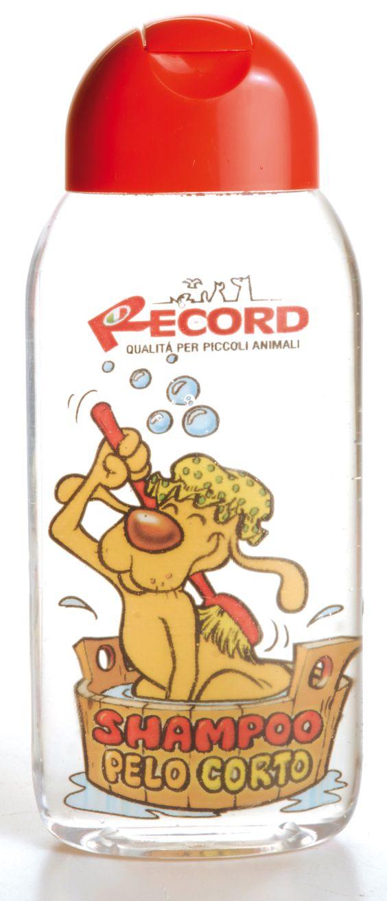 #Shampoo per cani #Record - per pelo lungo