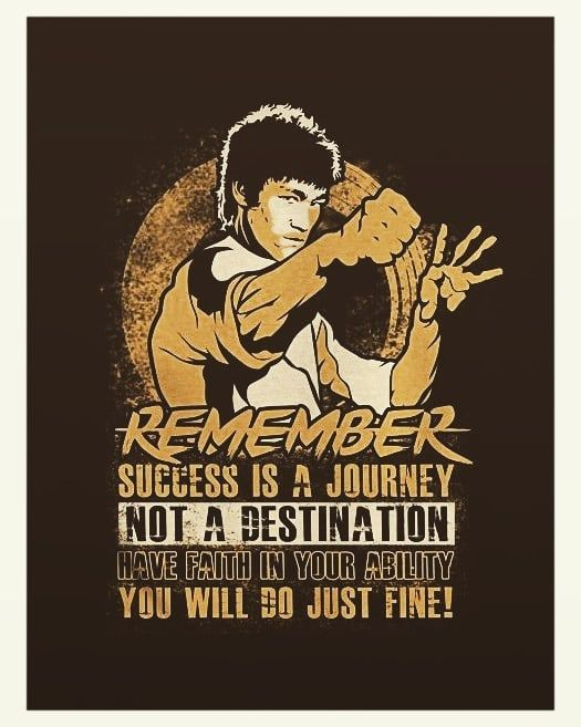 No Title Bruce Lee Quotes Bruce Lee T Shirts Bruce Lee Art
