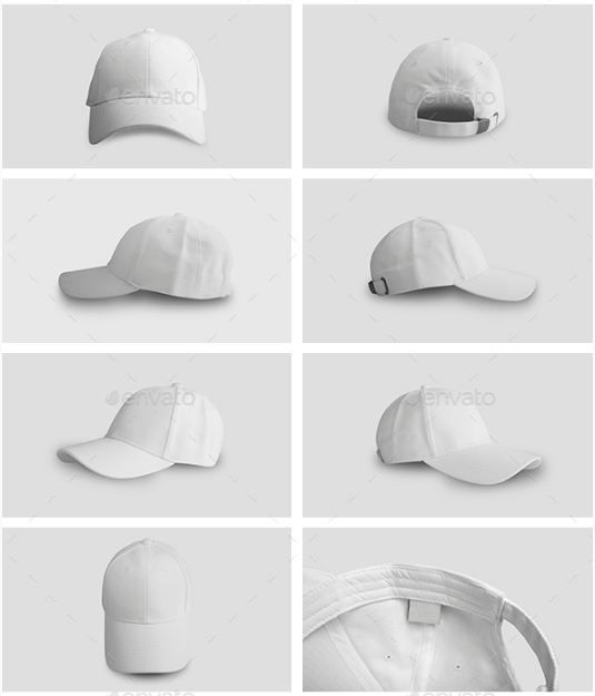 51 Cap Mockup Psd And Hat Templates All Kinds Texty Cafe Hat Template Mockup Corporate Identity Mockup