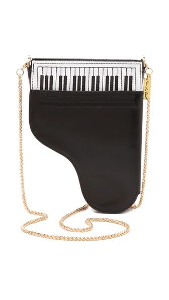 alice + olivia Piano Bag €137.86 | $175.00: