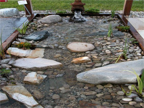 Natural playscapes for children star dry creek beds in a preschool playscape the body - Natural playgrounds for children ...
