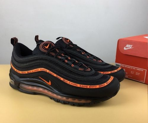 Purchase Vlone x UNDFTD x Nike Air Max 97 OG Black Team