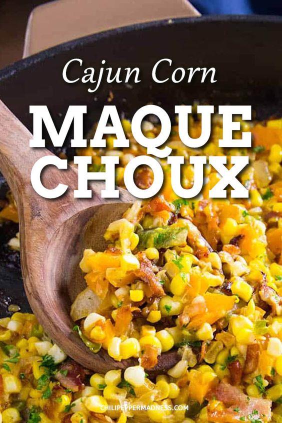 Cajun Corn
