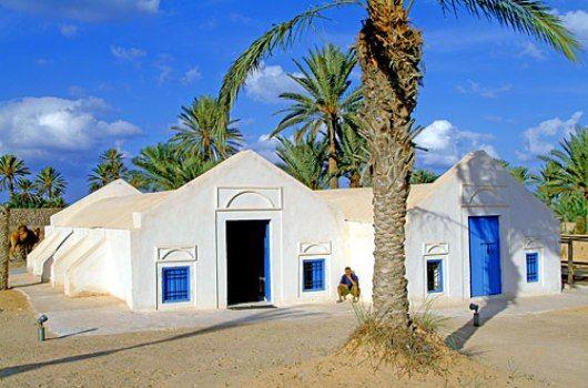 Museo Heritage del Parc Djerba Explore sobre la conservación del patrimonio - Imagen de djerbaexplore.com:
