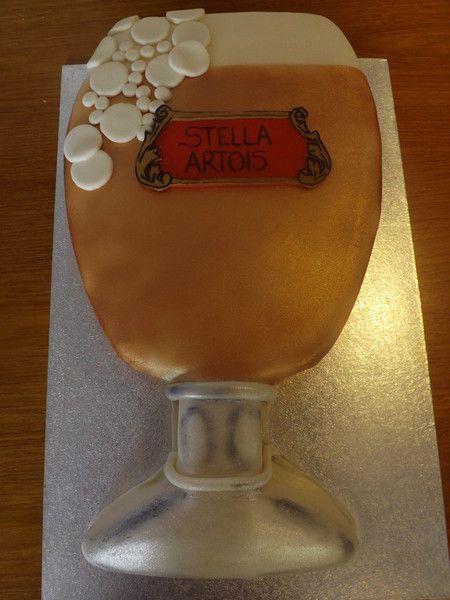Beautiful Cake Images For Boyfriend : Stella artois, Beautiful things and A beautiful on Pinterest