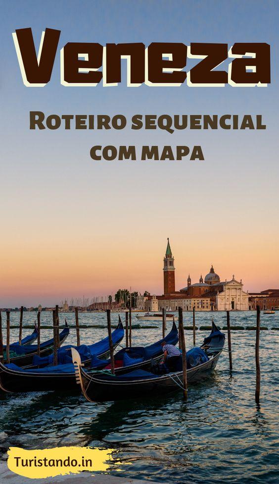 0455ccde560e8a91699cd25ec67c0a5a 33 atrações em Veneza (Roteiro sequencial com mapa)