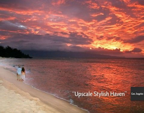 Located in the heart of Paia, just steps away from a 3 mile stretch of white sand beach, the Paia Inn is a hip, trendy boutique hotel on Maui's north shore.