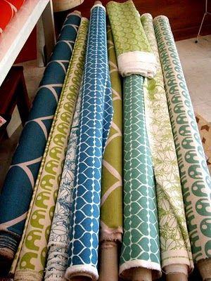 Umbrella Prints organic fabric