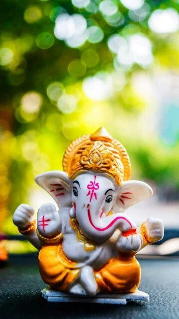 Ganpati good morning images 2020