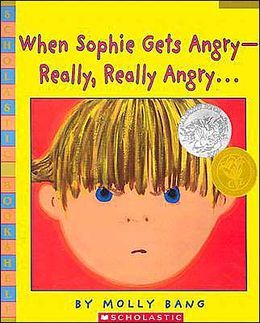 Everybody gets angry sometimes. But it's not always easy to cope with this emotion — especially for kids. Now, Caldecott Honor illustrator Molly Bang delivers a thoughtful, simple story to help parents and children understand how to handle the common problem of anger. Little Sophie's experiences — why she gets angry and what she does to express herself and find comfort — can open up a dialogue between parents and children, and teach kids how to manage their anger...and thrive.