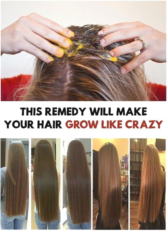 Diy Hair Growth Make Hair Grow Faster Growing Long Hair Faster