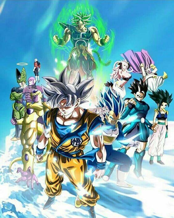 Cliquer Sur L Image Boutique Geek Dragon Ball Z Poster