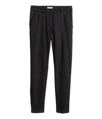 Ladies   Pants   Chinos   H&M US