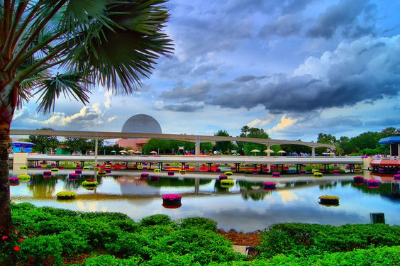 Epcot by markw51, via Flickr