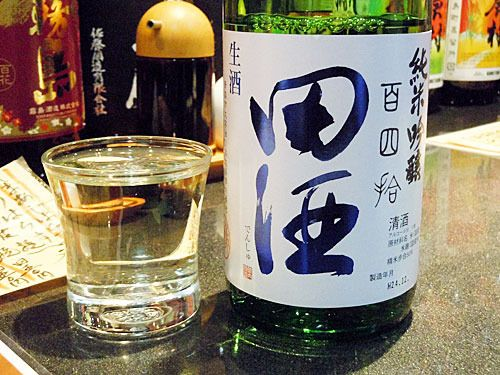 田酒 �米吟�| 百四拾 生酒 ⚫️ DENSHU Junmai-Ginjo