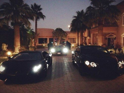 Luxury House And Car black cars,high end,garage,house | perfect car. | pinterest