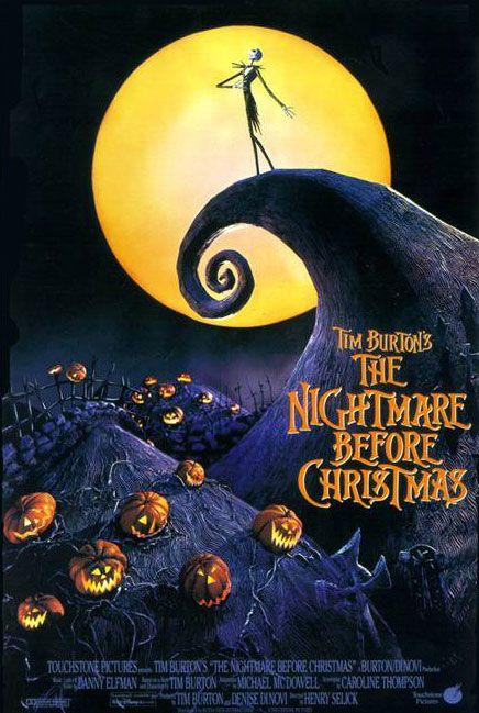L'étrange Noël de Monsieur Jack d'Henry Selick et Tim Burton