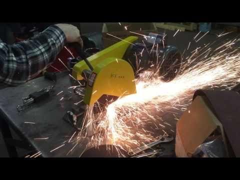 K7B 1HP 1PH 110V Test Cut