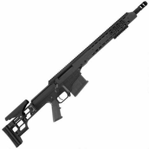 "Barrett Firearms Manufacturing MRAD Bolt Action Rifle .308 Winchester 17"" Barrel…"