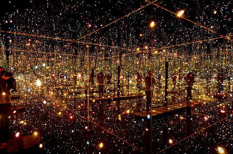 Fireflies, Yayoi Kusama, The Whitney Museum